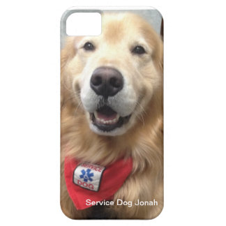 Service Dog Jonah IPhone 5 Cover