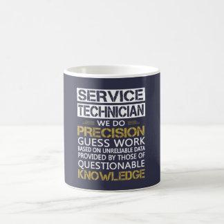 SERVICE TECHNICIAN COFFEE MUG