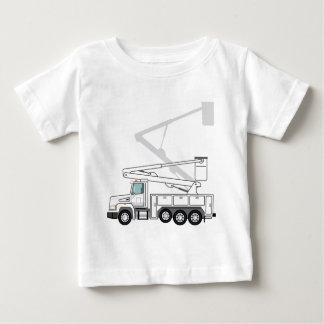Service Truck Baby T-Shirt