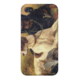 Serving the Guns iPhone 4/4S Case