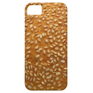 Sesame Bun iPhone 5 Cases