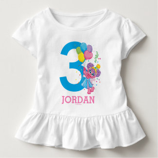 Sesame Street | Abby Cadabby Birthday Toddler T-Shirt