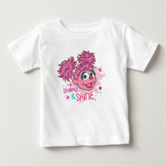 Sesame Street | Abby Cadabby - Sparkle & Shine Baby T-Shirt