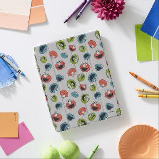Sesame Street | All Star Team Pattern iPad Cover