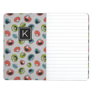 Sesame Street | All Star Team Pattern | Monogram Journal