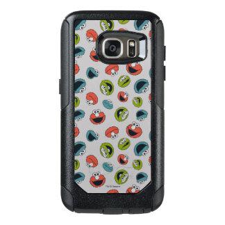 Sesame Street | All Star Team Pattern OtterBox Samsung Galaxy S7 Case