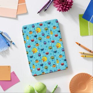 Sesame Street | Best Friends Star Pattern iPad Air Cover