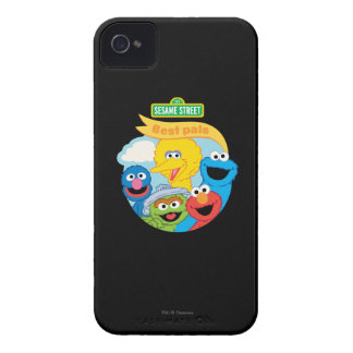 Sesame Street Character Art iPhone 4 Case-Mate Cases