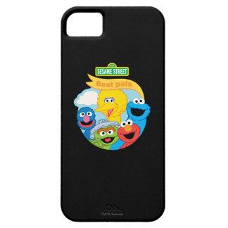 Sesame Street Character Art iPhone 5 Cases