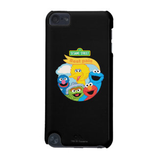 Sesame Street Character Art iPod Touch 5G Covers