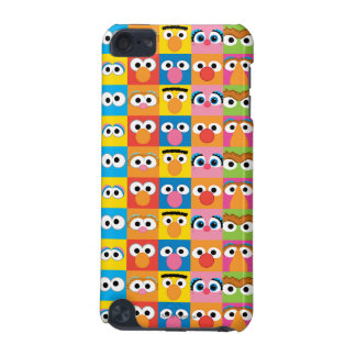 Sesame Street Character Eyes Pattern iPod Touch (5th Generation) Covers