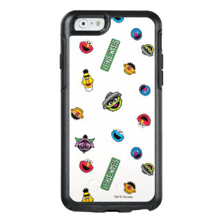 Sesame Street Character Pattern OtterBox iPhone 6/6s Case