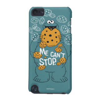 Sesame Street | Cookie Monster - Me Can't Stop iPod Touch (5th Generation) Cover