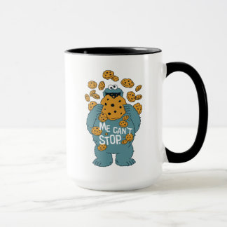 Sesame Street | Cookie Monster - Me Can't Stop Mug