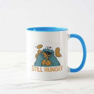 Sesame Street | Cookie Monster - Still Hungry Mug