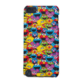 Sesame Street Crew Pattern iPod Touch 5G Case