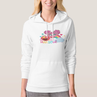 Sesame Street | Elmo & Abby - Be Awesome Hoodie