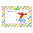 Sesame Street | Elmo Girl's Birthday Card