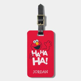Sesame Street | Elmo - Ha Ha Ha! Luggage Tag