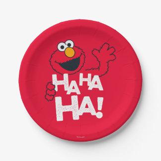 Sesame Street   Elmo - Ha Ha Ha! Paper Plate