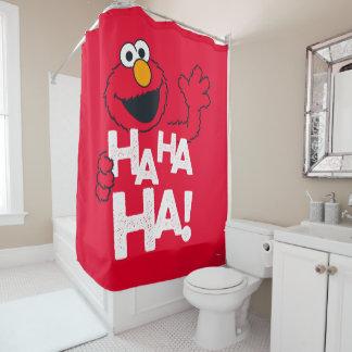 Sesame Street   Elmo - Ha Ha Ha! Shower Curtain