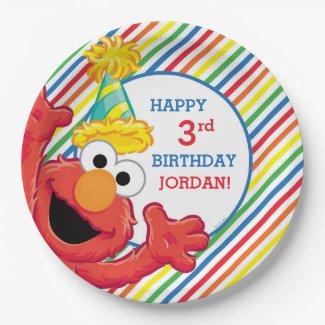 Sesame Street   Elmo - Rainbow Birthday