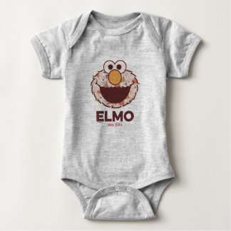 Sesame Street | Elmo Since 1984 Baby Bodysuit