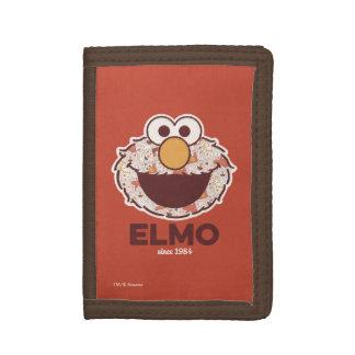 Sesame Street | Elmo Since 1984 Tri-fold Wallets
