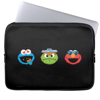 Sesame Street Emoji Pals Laptop Sleeve