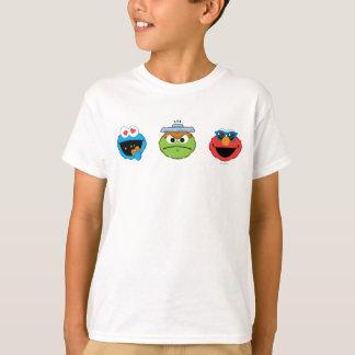Sesame Street Emoji Pals T-Shirt