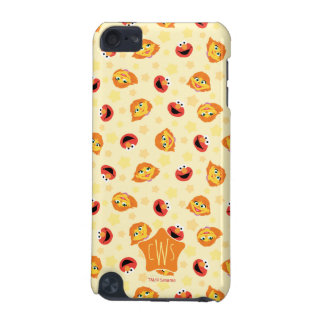 Sesame Street | Julia & Elmo Yellow Star Pattern iPod Touch 5G Case