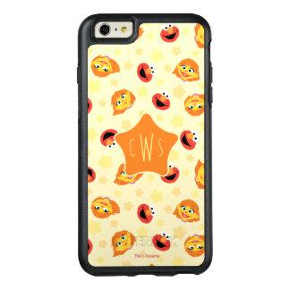 Sesame Street | Julia & Elmo Yellow Star Pattern OtterBox iPhone 6/6s Plus Case