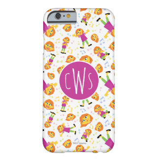Sesame Street | Julia Music Pattern Barely There iPhone 6 Case