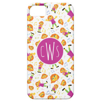 Sesame Street   Julia Music Pattern Case For The iPhone 5