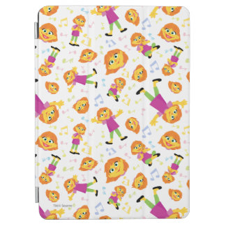Sesame Street | Julia Music Pattern iPad Air Cover