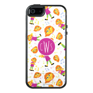 Sesame Street | Julia Music Pattern OtterBox iPhone 5/5s/SE Case