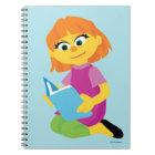 Sesame Street   Julia Reading a Book