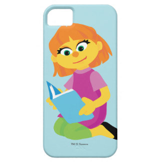 Sesame Street   Julia Reading a Book Barely There iPhone 5 Case
