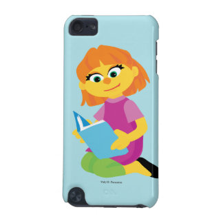 Sesame Street | Julia Reading a Book iPod Touch 5G Case