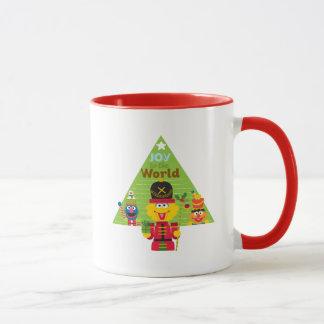 Sesame Street Nutcracker Mug