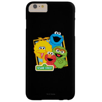 Sesame Street Pals Barely There iPhone 6 Plus Case
