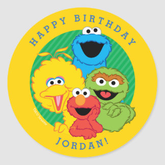 Browse the Sesame St Sticker Collection and personalise by colour, design or style.