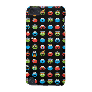 Sesame Street Pals Emoji Pattern iPod Touch (5th Generation) Covers
