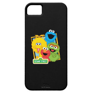 Sesame Street Pals iPhone 5 Covers