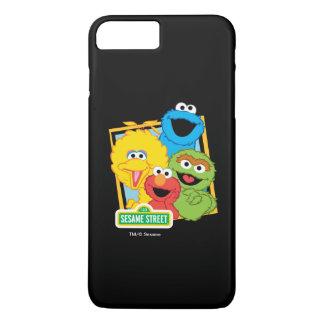 Sesame Street Pals iPhone 8 Plus/7 Plus Case