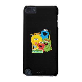 Sesame Street Pals iPod Touch (5th Generation) Cover