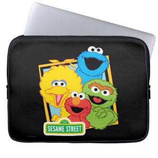 Sesame Street Pals Laptop Sleeve