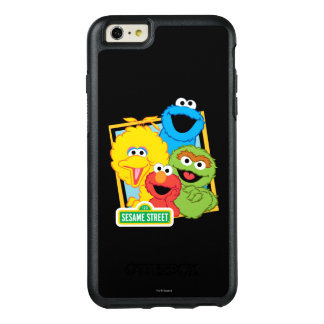 Sesame Street Pals OtterBox iPhone 6/6s Plus Case