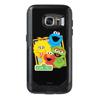Sesame Street Pals OtterBox Samsung Galaxy S7 Case