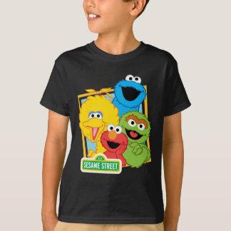 Sesame Street Pals T-shirts